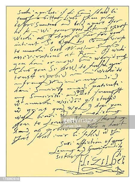 Letter from Queen Elizabeth I to James VI of Scotland repelling charges brought against her policy by Philip III of Spain, warning him not to believe...