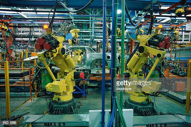 Automated assembly line