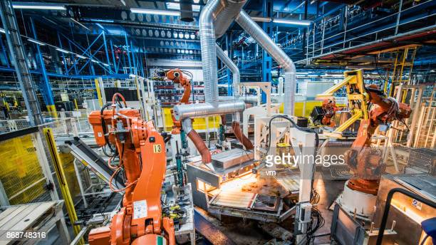 automated factory - manufacturing equipment stock pictures, royalty-free photos & images