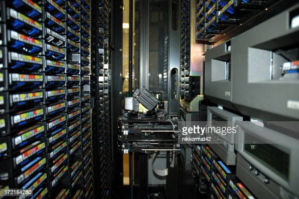 Automated Tape Library