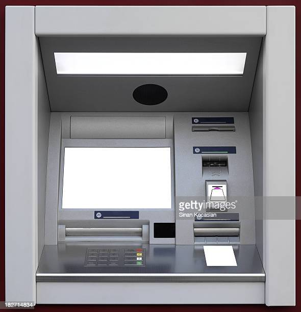 ATM, Automated Teller Machine