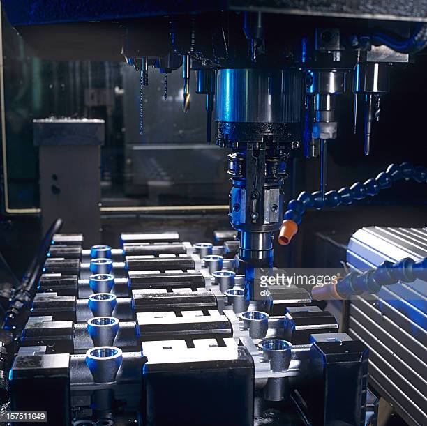 Automation cnc production of work tools