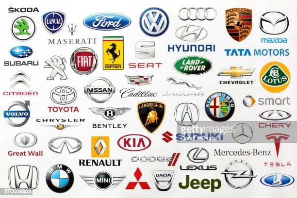 automobile brands - insignia stock pictures, royalty-free photos & images