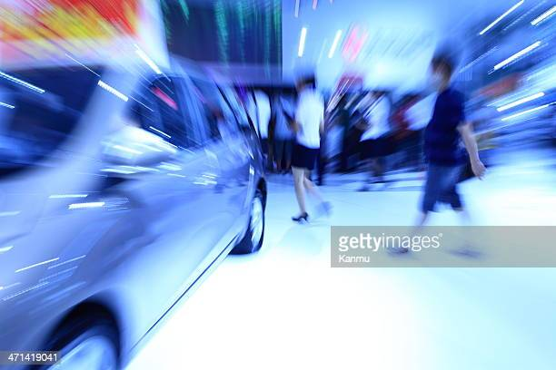 automobile exhibition - motor show stock pictures, royalty-free photos & images