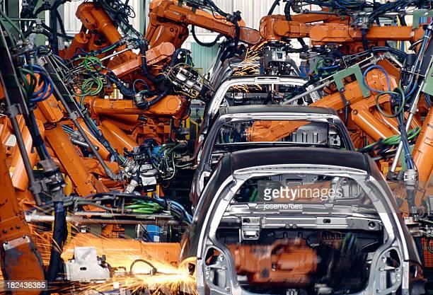 Automobil-Industrie