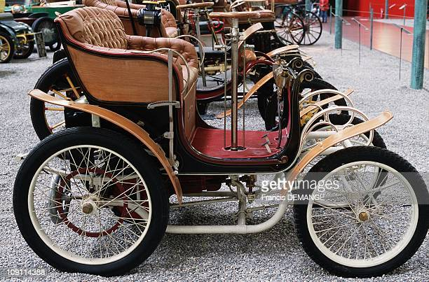 Automobile Museum Of Mulhouse On April 12Th 2000 In Mulhouse France