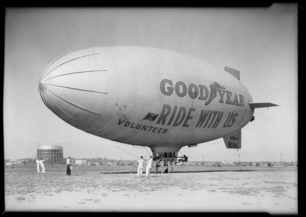 UNS: In The News: The Goodyear Blimp