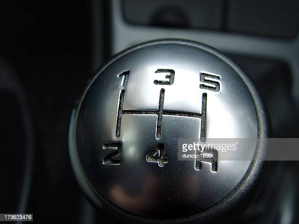 Automobiles & Transport - Car Gear Shift