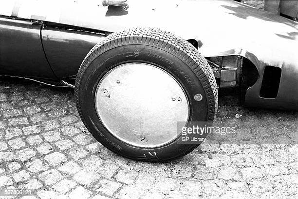 Automobili Turismo e Sport ran V8engined F1 cars at Monza Italy 8th September 1963