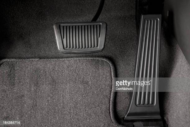 Automotive Bremse und Gas Pedal