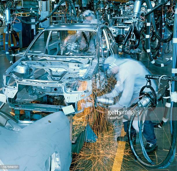 automotive industry - fabio filzi stock photos and pictures