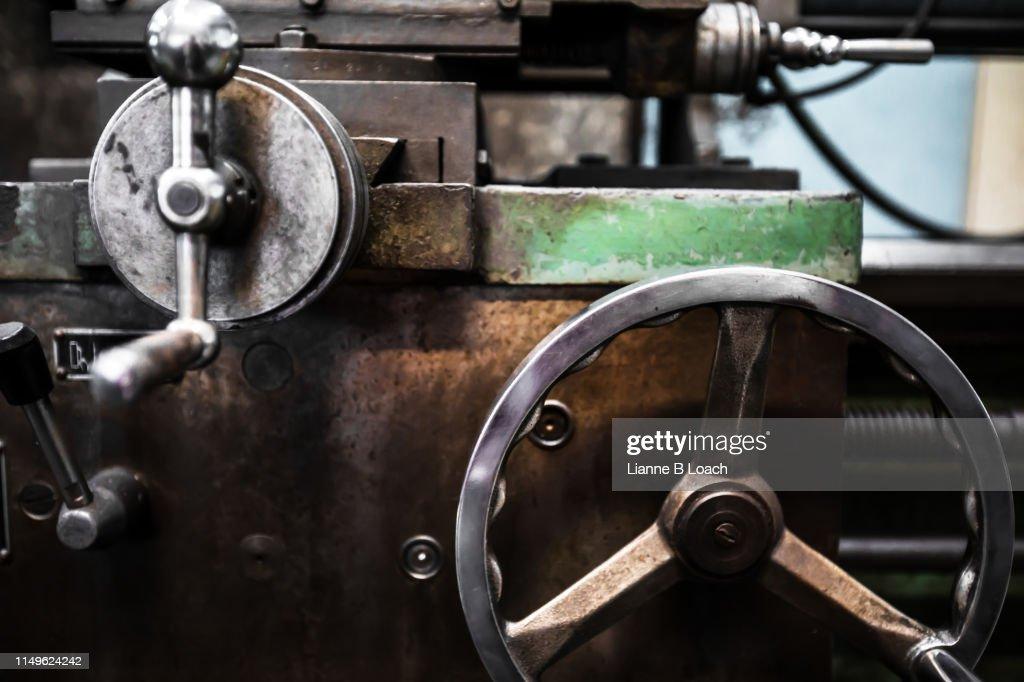 Automotive Machinery : Stock Photo
