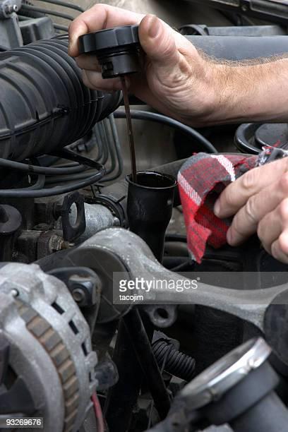 Automotive - Oil Check #1