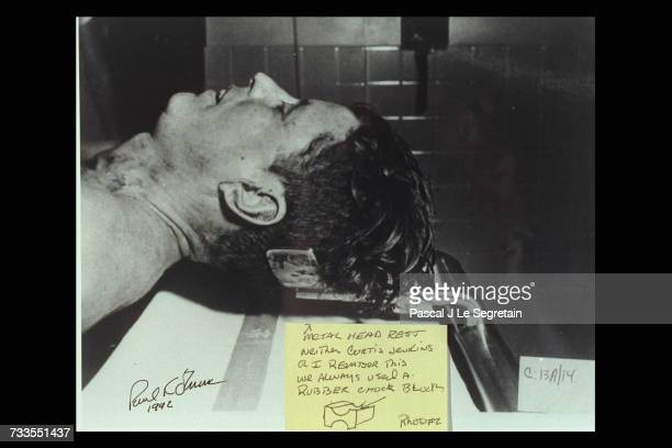 Autopsy on JFK at Bethesda Naval Hospital in Washington
