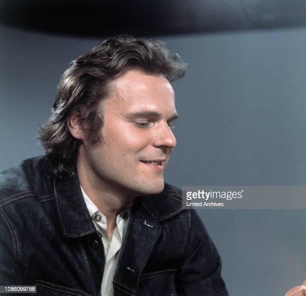 Autor PETER SCHNEIDER, Sendung im ZDF, Juli 1972..