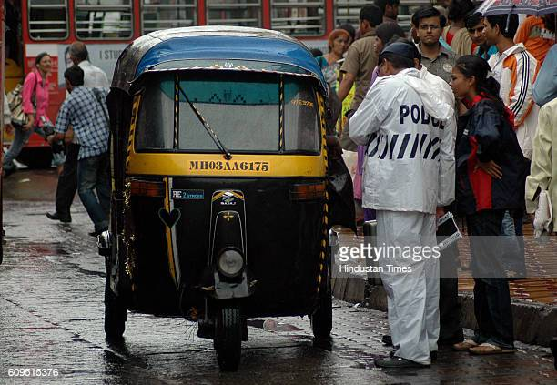 Autorichshaw refused ply Bulbul Gupta an auto driver is being fined by the traffic police as he refused to ply to Bhavans college from Andheri Station
