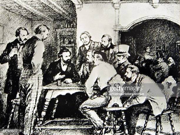 Autumn 1844 meeting in Paris addressed by Karl Marx and Freidrich Engels Karl Marx was a German philosopher economist sociologist historian...