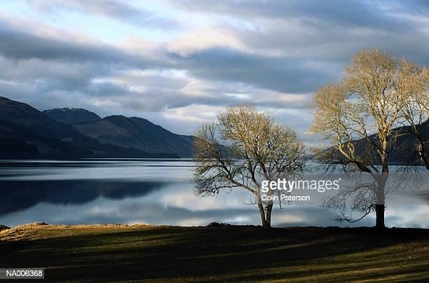 Autumn at Loch Ness