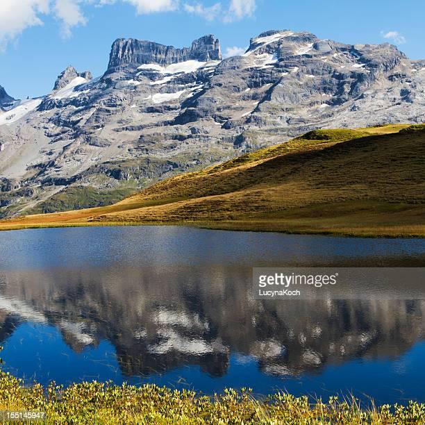herbst auf die berge lacke - lucyna koch stock-fotos und bilder