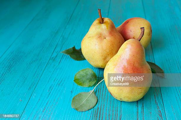 autumn background with pears - ripe stock pictures, royalty-free photos & images