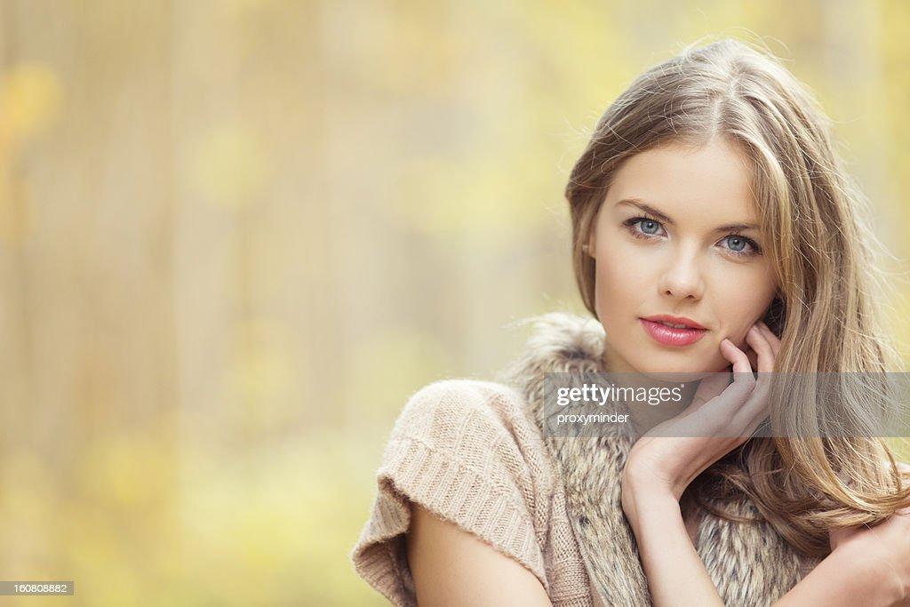 Autumn Beauty : Stock Photo
