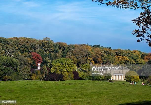 Herbst Farben in Sheringham Park