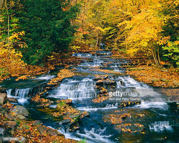 autumn country side in connecticut - connecticut stock pictures, royalty-free photos & images