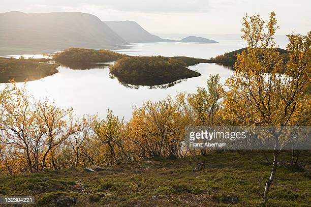 Autumn far north, Norway