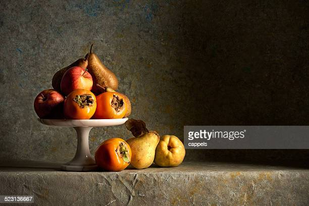 Autumn Fruits.Color Image