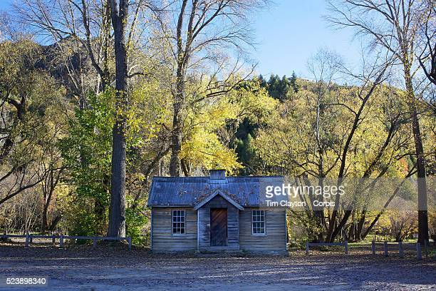 Autumn in Arrowtown An Historic Cottage at the end of town Arrowtown is the much visited historic 4season southern hemisphere holiday destination...