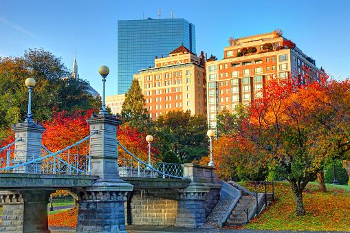 Autumn in Boston 1046624696