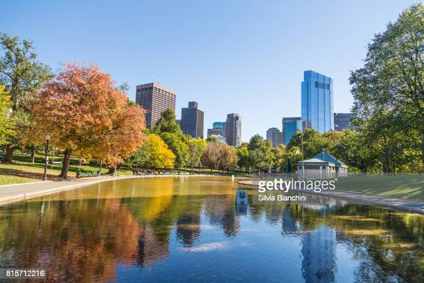 Herbst in Boston