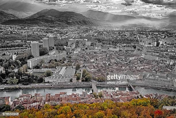 Autumn in Grenoble