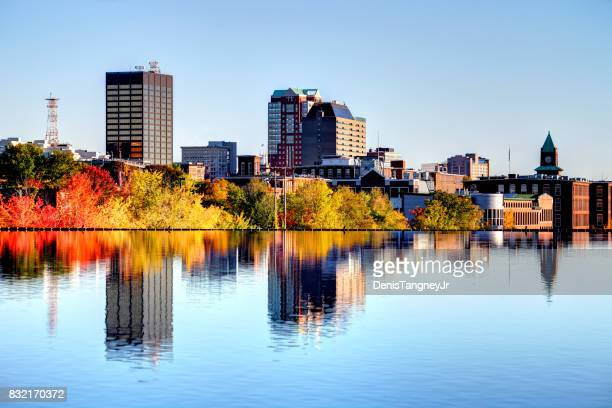Autumn in Manchester, New Hampshire