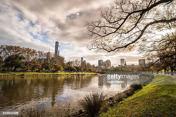 Autumn in Melbourne, Australia