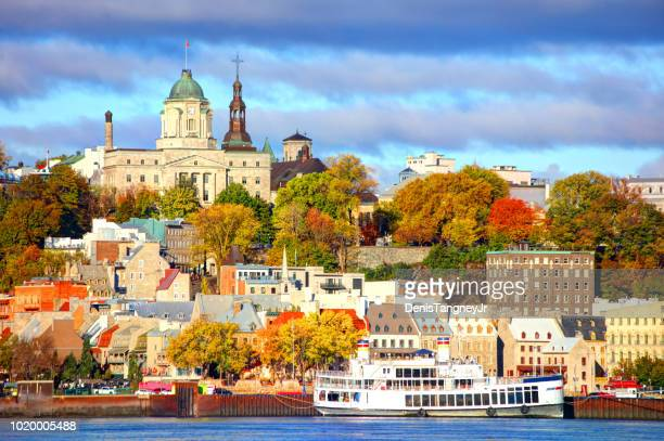 Autumn in Quebec City