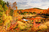 Autumn in the Adirondacks