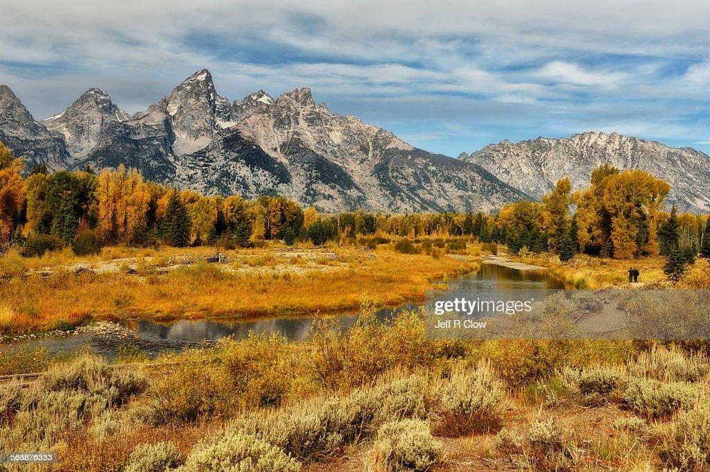 Autumn in the Mountains : Stock Photo