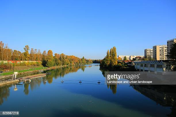 autumn in the suburb - marne stock pictures, royalty-free photos & images