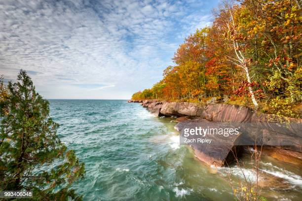 autumn in wisconsin - staadts,_wisconsin stock pictures, royalty-free photos & images