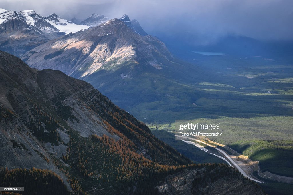 Fairview Mountain Alberta