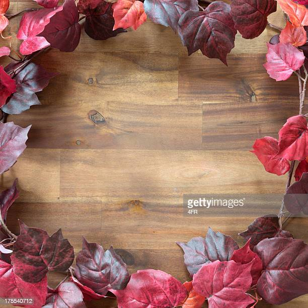 Autumn Leaves Background with Copy Space (XXXL)