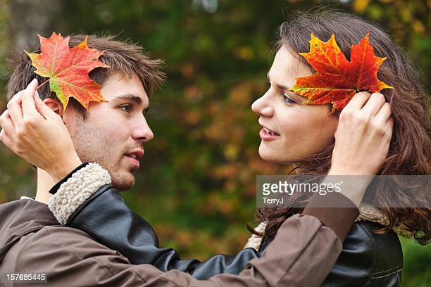 autumn love - poet stock pictures, royalty-free photos & images