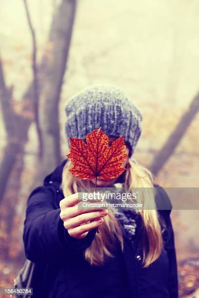 Autumn mask