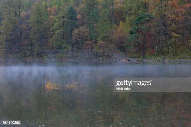 Autumn Mist Buttermere