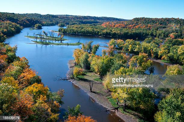 Autumn on the St. Croix River