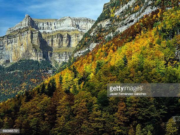 Autumn. Ordesa National Park