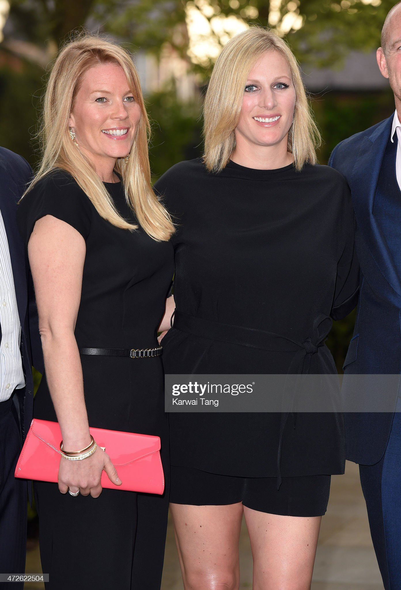 ISPS Handa Mike Tindall 3rd Annual Celebrity Golf Classic - Evening Reception : News Photo