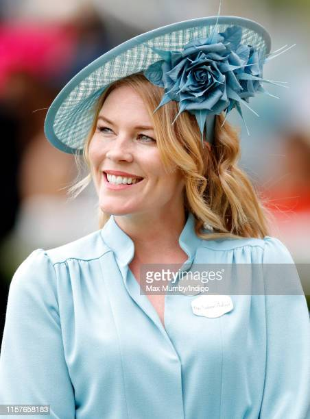 Autumn Phillips attends day five of Royal Ascot at Ascot Racecourse on June 22 2019 in Ascot England