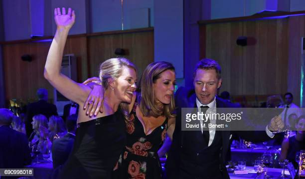 Autumn Phillips Natalie Pinkham and Ronan Keating attend the 50th anniversary of The Beatles SGT Pepper Album at Abbey Road Studios for End The...